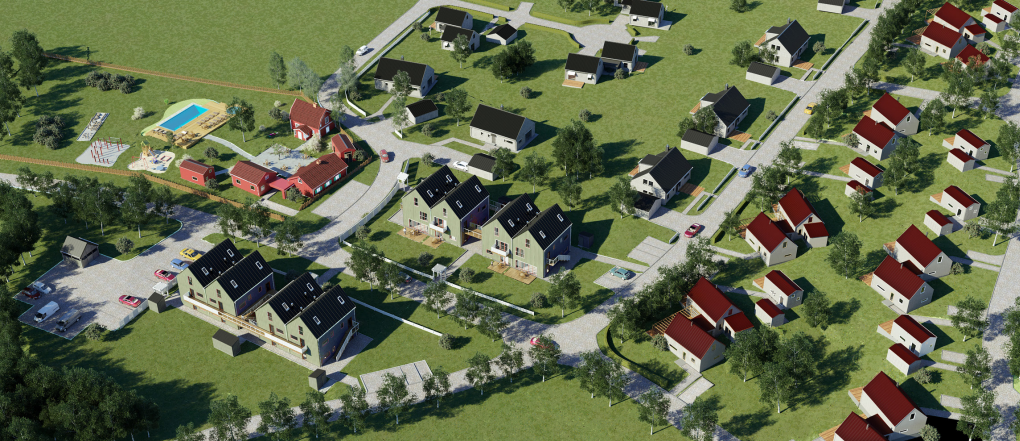 Etapp 2 Ljusterö Skärgårdsby