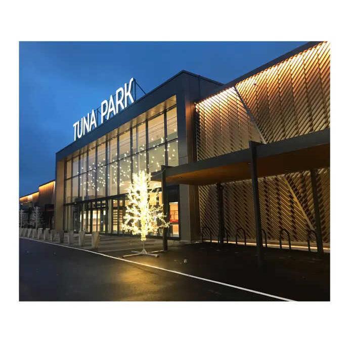 hagsjo.se - Uppdrag Tuna Park Köpcentrum